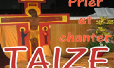Taizé prier-chanter